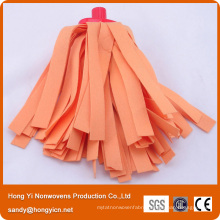 Good Quality Custom Size Multi Colored Nonwoven Fabric Mop Head