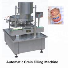 Máquina de empacotamento de cereais chineses de feijão totalmente automática Máquina de enchimento