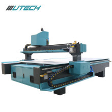 UTECH PVC MDF 3 axis CNC engraving machine