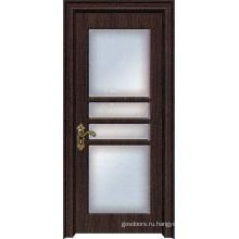 Офисная дверь с закаленным стеклом (WX-PW-171)
