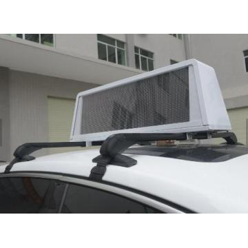 Full Color Double Side P5 Taxi Led Screen