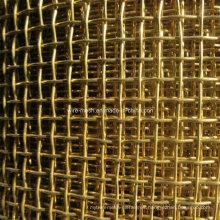 Malla de alambre cuadrado de cobre