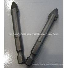 Керамическая дрель с шероховатой поверхностью с пескоструйной поверхностью