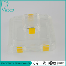 Clear Plastic Crown Transportation Box