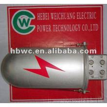 Caja de unión de metal OPGW, conexión de cable