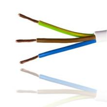 Электрический кабель Nym-J 3 * 2,5 мм2 в сером цвете