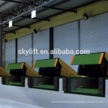 Hot sale !! Provided telescopic dock leveler