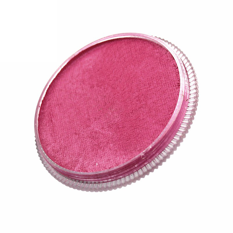 Face Paint Pink Pearl Colors