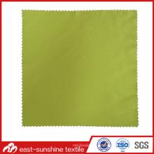 Caliente estampado paño microfibra uso de tela para la limpieza de la pantalla de gafas