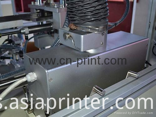 Automatic One Color Plane Screen Printer