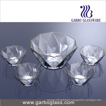 5PCS Glass Fruit Bowl Tz5-GB16040