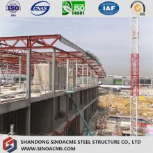 New Zealand Standard Prefab Pipe Truss Building / Construction