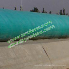 China Round Water Filling Rubber Dam to The USA