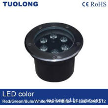 IP68 60W led underground light,Can be used for underwater lighting