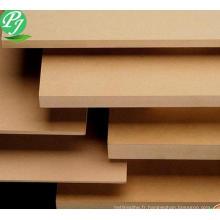 MDF / panneau de fibres de bois