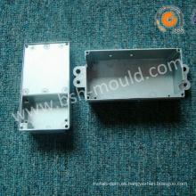 Radiador de calor de fundición a presión de aleación de aluminio