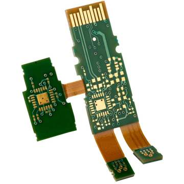 PCB rigide flexible à 8 couches