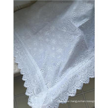 Lace Hemstitch Table Cloth St1751
