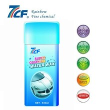 waterless car cleaning wax