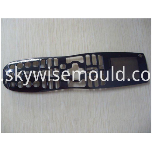 Plastic Injection Remote Control Shell Mold