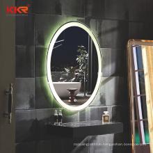 Wholesale Anti-Fog Roundsmart Bathroom Led Mirror For Hotel Decoration