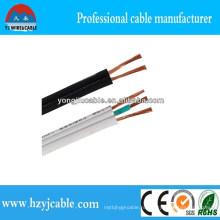 ПВХ-изолированный медный проводник-гибкий электрический кабель Шанхай-порт