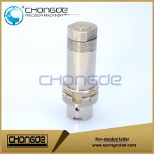 mandril de pinça de máquina CNC não padrão