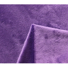 One Side Brushed Super Polyester Knit Fabrics