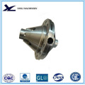 Sand Casting CNC Machining Parts Assembled Steel Vehical Body Iron Casting