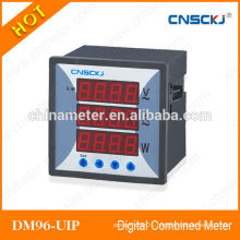 DM96-UIP digital voltage, current, power combined meter