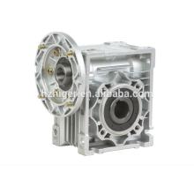 Chasis de desaceleración de caja de engranajes de tornillo de aluminio