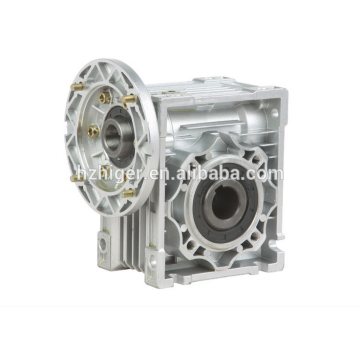 Aluminum worm gear box deceleration chassis