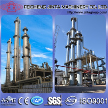 Concentration 95%-99.9% Alcohol Plant Alcohol Distilling Equipment, Industrial Distilled Ethanol Equipment
