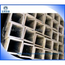 40 * 40 угольных бесшовных стальных труб