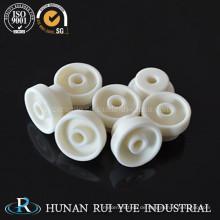 Hochwertiges Aluminiumoxid Keramikteil für Textile Machine Spare
