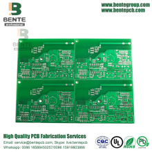 Reliable for Heavy Copper Pcb 2-Layer PCB FR4 Tg150 Thick Copper 3oz export to South Korea Importers