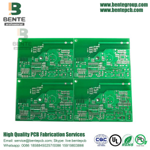 2-Layer PCB FR4 Tg150 Thick Copper 3oz