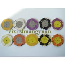 15g 3color Coffre à étiquette en forme d'argile (SY-F10)