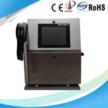 Bolsa de yute Inkjet impresión de la máquina de la codificación