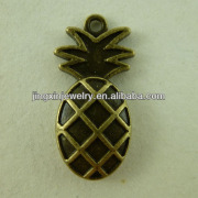 China Wholesale zinc alloy pineapple shaped fashion jewelry pendant