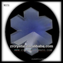 кристалл ожерелье W076