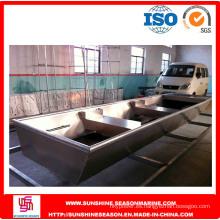Barco de aluminio de alta calidad Pop J13f