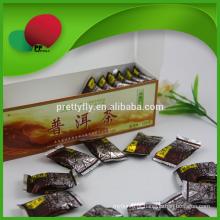Melhor e puro natural yunnan puer chá, chá puer