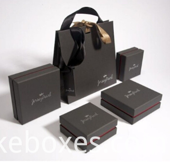 2pcs Perfume Paper Packaging Box