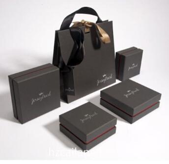 2pcs Perfume Paper Packaging Box