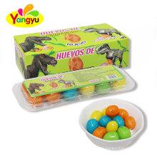 Halal Fruits Dinosaur Egg Bubble Gum