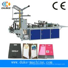 Poignée de boucle souple de fermeture étanche Machine de fabrication de sac à provisions (DK-CD)