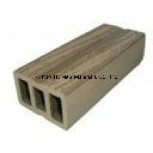 Madeira Plástico Composto Decking Joist Skirting Wallboard