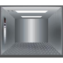 Cabina para ascensores de bienes Big Space