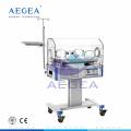 AG-IIR001A equipo para el cuidado del bebé en el hospital incubadora del bebé para el cuidado de la temperatura LED